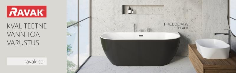 Kvaliteetne vannitoa varustus!