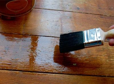 Vana põranda renoveerimine