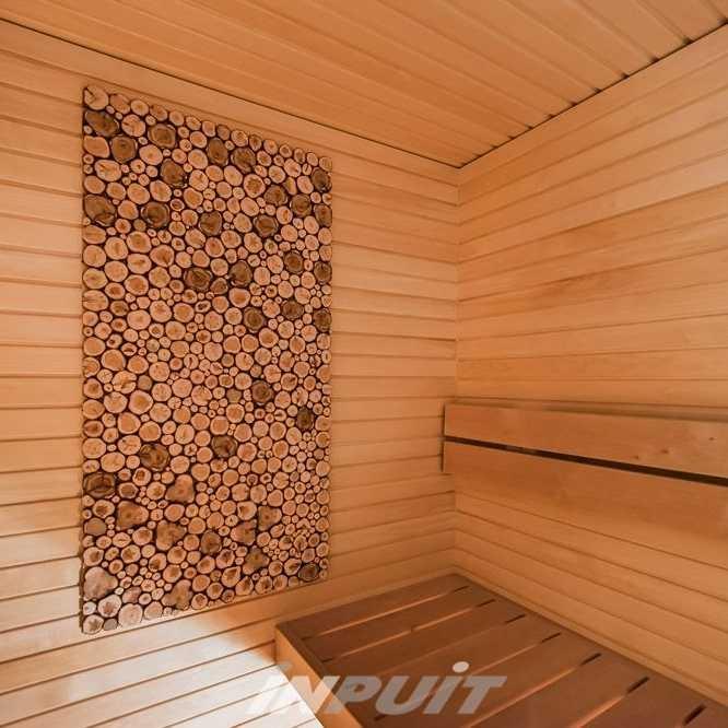 Kadakaplaadid sauna seintele (Inpuit)