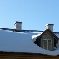Katuste puhastamine lumest ja jääst