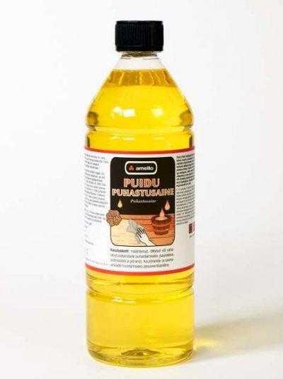 Pilt 2 - Tõhus puidu puhastusaine puhastab vana vaha, õli ja rasva