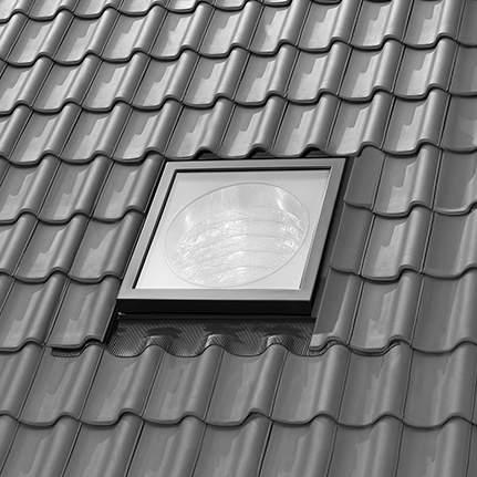 Kui katuseakent ei ole võimalik paigaldada, aga valgus on oluline