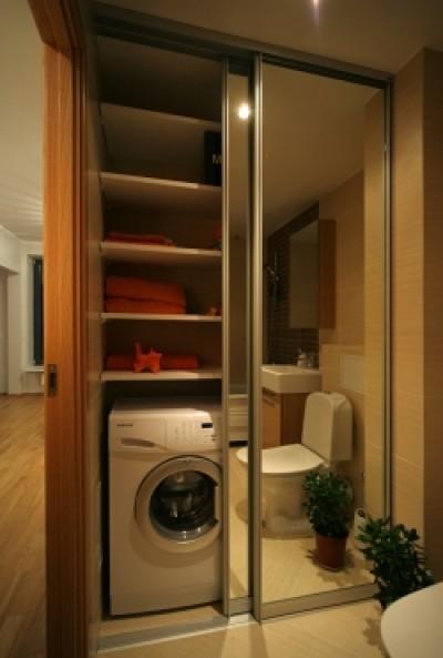 Garderoobituba väikeses korteris - 2