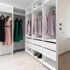 Garderoobis peitub funktsionaalse kodu saladus