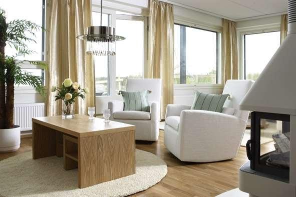 Õlitamine tagab kauni ja vastupidava puitpõranda