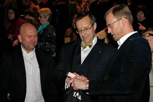 Noore Arhitekti preemia 2011 võitis Villem Tomiste