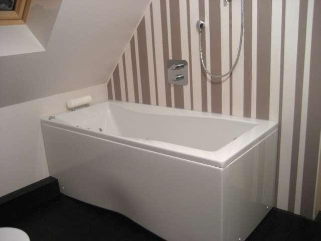 Värv vannituppa keraamiliste plaatide asemele