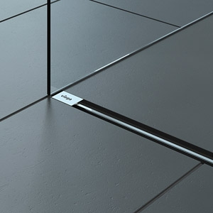Renntrapp muudab vannitoa põranda plaatimise oluliselt mugavamaks