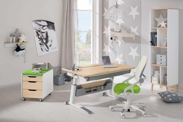 Pilt 13 - Reguleeritava kõrgusega mööbel - parim lahendus koolilapse tuppa!