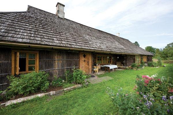 Sajandivanune talu Läänemaal