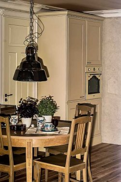 Pilt 7 - Söögilaud ja toolid Skano Furniture; lauanõud Iittala, lauakatted Hemtex, valgusti hektor-Light