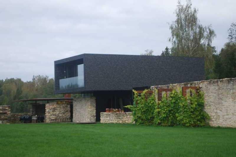 Aasta puitehitis 2012: Kukemõisa talu Järvamaal