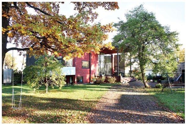 Põlvest põlve pärandatud kodu - Aasta Kodu 2012
