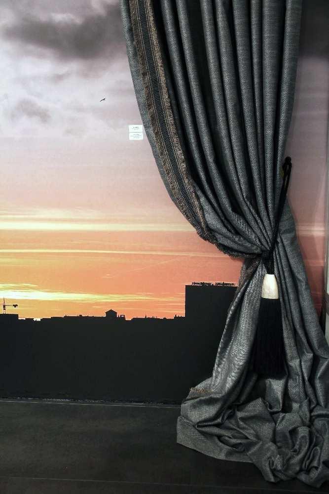 Kardin I.D. Kangas, Merevaade (aknaimitatsioon-foto autor Alari Kivisaar, toestus Printmasters