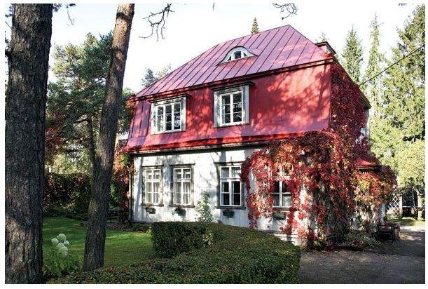 Ajaloohõnguline kodu Nõmmel