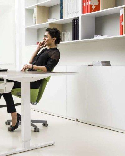 Pilt 4 - Spetsiaalselt naistele mõeldud töötool Lea