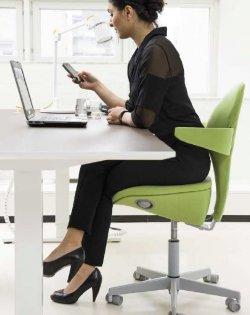 Pilt 3 - Spetsiaalselt naistele mõeldud töötool Lea