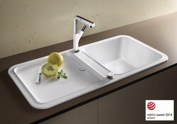 Pilt 12 - Võimalusterohke disainiga Blanco köögivalamud