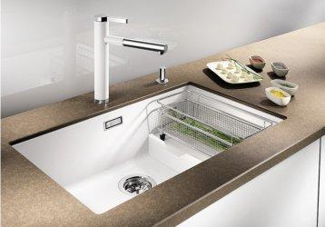 Pilt 16 - Võimalusterohke disainiga Blanco köögivalamud