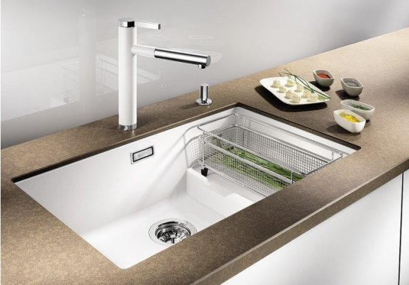 Pilt 18 - Võimalusterohke disainiga Blanco köögivalamud