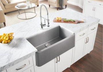 Pilt 23 - Võimalusterohke disainiga Blanco köögivalamud