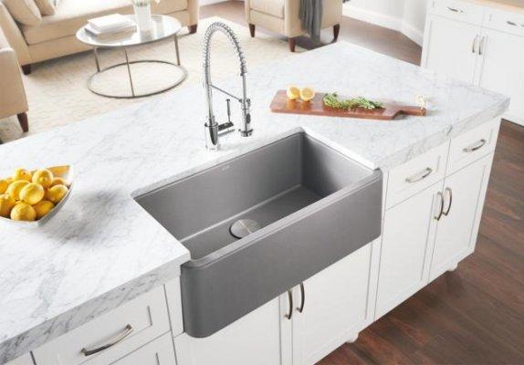 Pilt 24 - Võimalusterohke disainiga Blanco köögivalamud