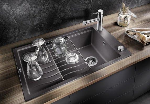 Pilt 19 - Võimalusterohke disainiga Blanco köögivalamud