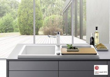 Pilt 20 - Võimalusterohke disainiga Blanco köögivalamud