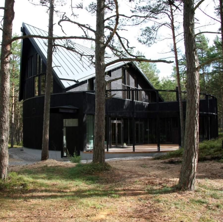 Aasta puitehitis 2013: suvemaja Laulasmaal