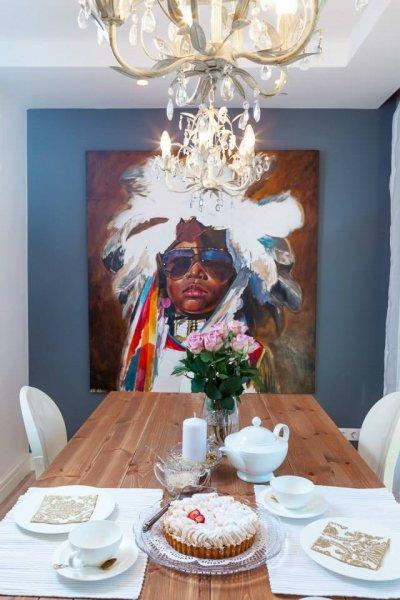 Parima värvilahenduse preemia pälvinud kodu Tallinnas