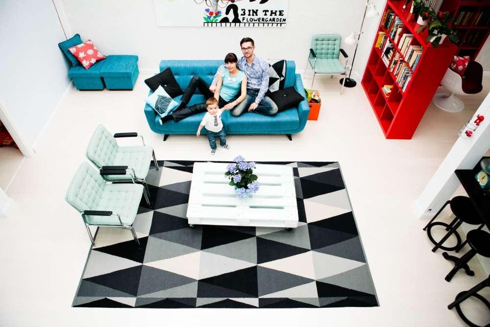 Kodu Kauniks konkursi võitja hoole ja armastusega rajatud valgusküllane kodu Tallinnas