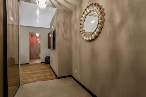 Pilt 12 - Elegantne korter Tallinna südalinnas - moodsalt lahendatud vana