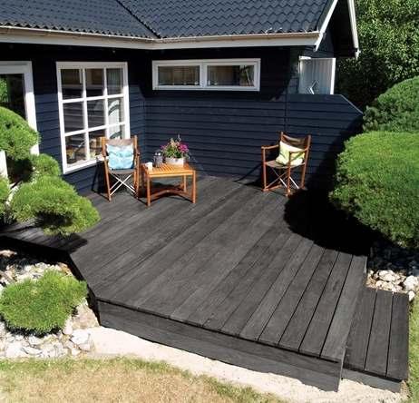 Hoolitse oma puitpõranda ja terrassilaudade eest erilise WOCA õliga