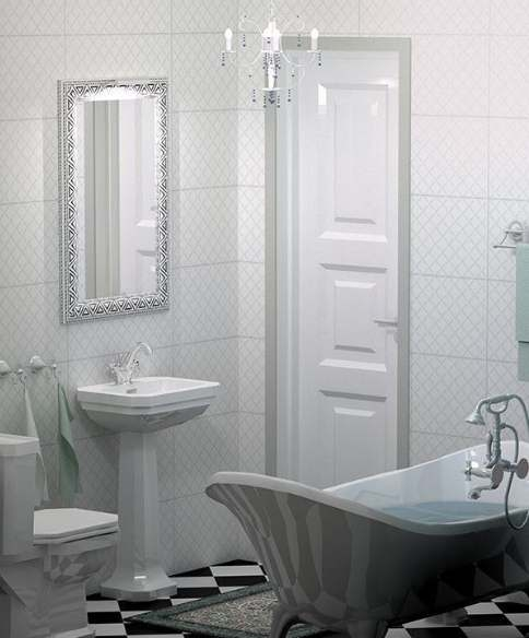 Näpunäiteid eri suuruses vannitubade sisustamiseks