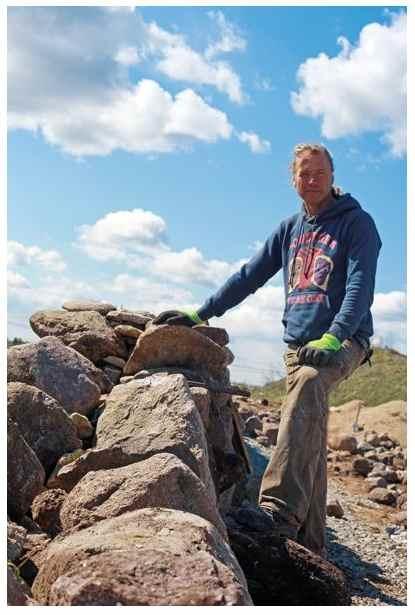 Sadu aastaid kestva kiviaia saladus