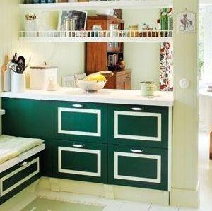 Silmatorkavalt võluv 50-ndate stiilis köök Nõmmel