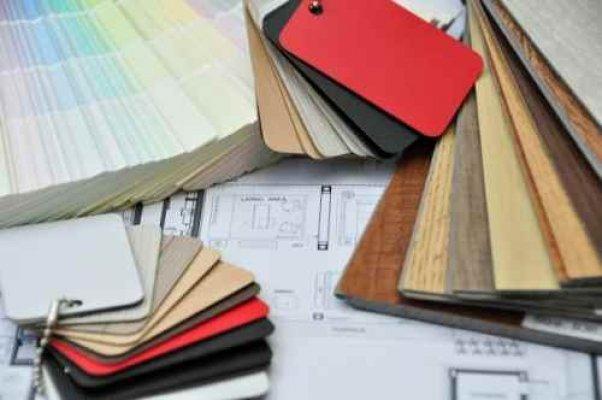 Pilt 2 - Materjalide ja värvide valimine