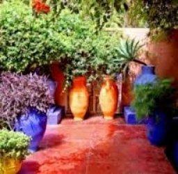 Pilt 2 - Islami stiilis aed Marokos
