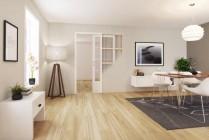 Seinasisene lükanduks – võimalus ruumi paremaks kasutamiseks
