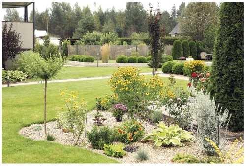 Tühjale kohale kasvanud aed pälvis noore aia preemia