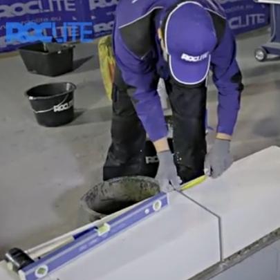 Õppevideod Roclite müüriplokkide paigaldamiseks