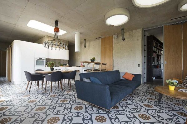 Pilt 3 - Betoonisõbralik kodu Tallinnas