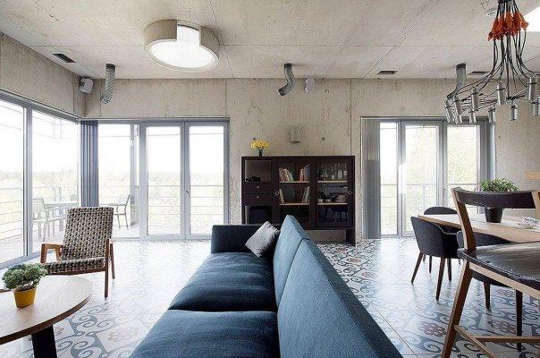 Pilt 8 - Betoonisõbralik kodu Tallinnas