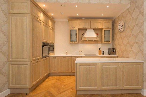 Pilt 7 - Klassikalises stiilis köögimööbel