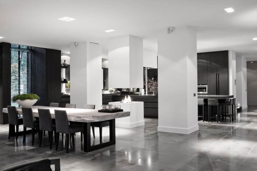 Pilt17-Pisidetailideni läbimõeldud modernne interjöör ja õueruum