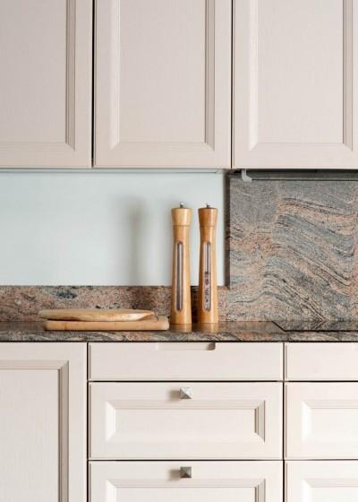 Pilt 2 - Klassikalises stiilis köögimööbel- Aet Piel Disain