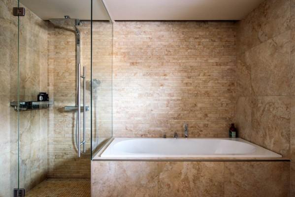 Pilt 13 - Minimalistlik klassikaline vannituba - Aet Piel Disain