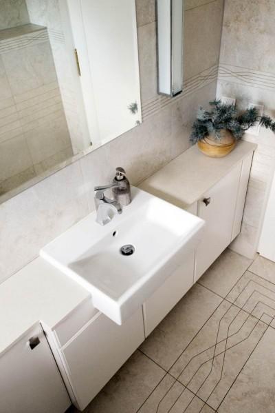 Pilt 12 - Minimalistlik klassikaline tualett - Aet Piel Disain