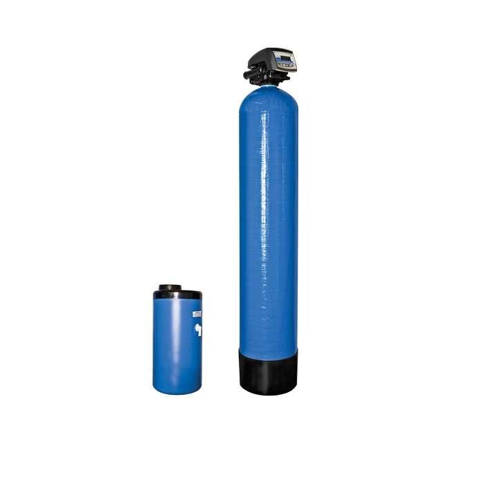 Raua- ja mangaani eraldamiseks vali keemiavabad filtrid