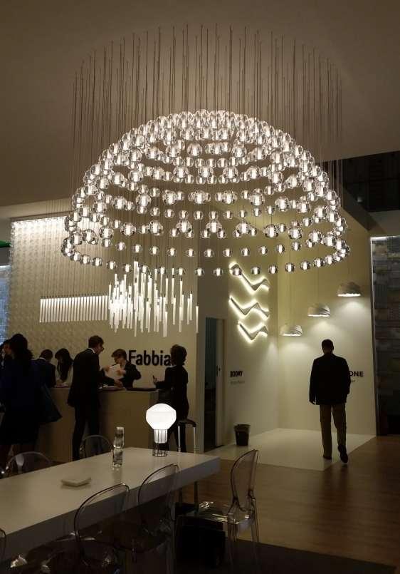 Võimalusterohke ja inspireeriv valgustimaailm - Euroluce 2015